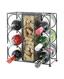 Collector Series Wine Rack