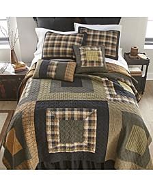 Forest Square Cotton Quilt Collection