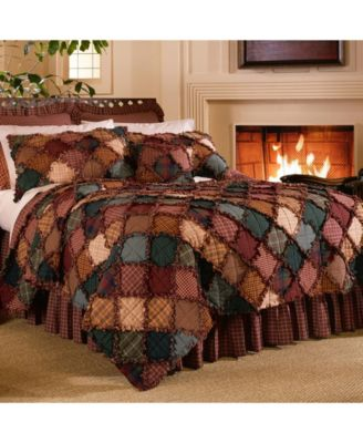 Campfire Cotton Quilt Collection, Accessories