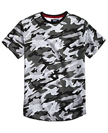 Big Boys Sawtelle Camouflage T-Shirt