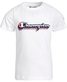Champion Little Boys Logo T-Shirt