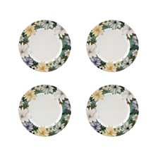 Atrium Salad Plate, Set of 4