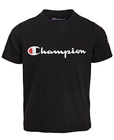 Champion Heritage Logo-Print T-Shirt, Little Boys