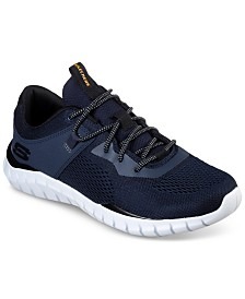 Skechers Men's Overhaul - Ryniss Walking & Training Sneakers from Finish Line