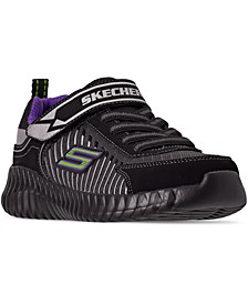Little Boys Elite Flex Spectropulse Stay-Put Closure Running Sneakers from Finish Line