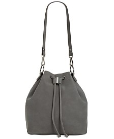 I.N.C. Binxxe Drawstring Crossbody, Created for Macy's