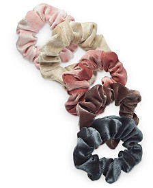 INC 5-Pc. Multi Scrunchie Set, Created For Macy's