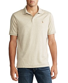 Men's Classic-Fit Soft-Touch Cotton Polo