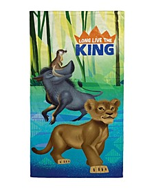 Lion King Jungle Buddy Beach Towel