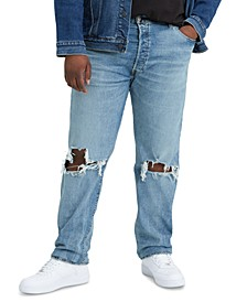 Men's Big & Tall 501 Straight Fit Jeans