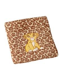 Disney Lion King Leopard Print Baby Blanket