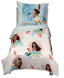 Moana 4-Piece Toddler Bedding Set