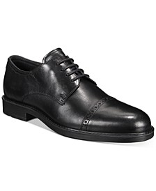 Men's Vitrus III Quarter-Brogue Dress Oxfords