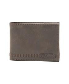 RFID Bifold Slimfold Wallet
