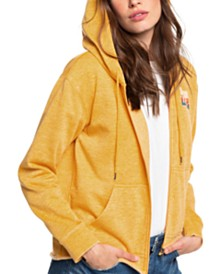 Roxy Juniors' Surf And Sunshine Graphic Hoodie
