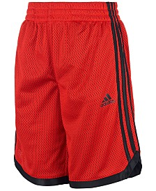 adidas Toddler Boys Mesh Shorts