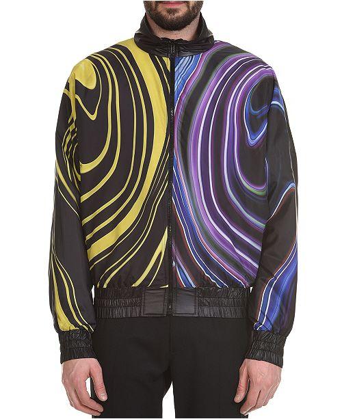 Just Cavalli Men's Psychedelic Jacket
