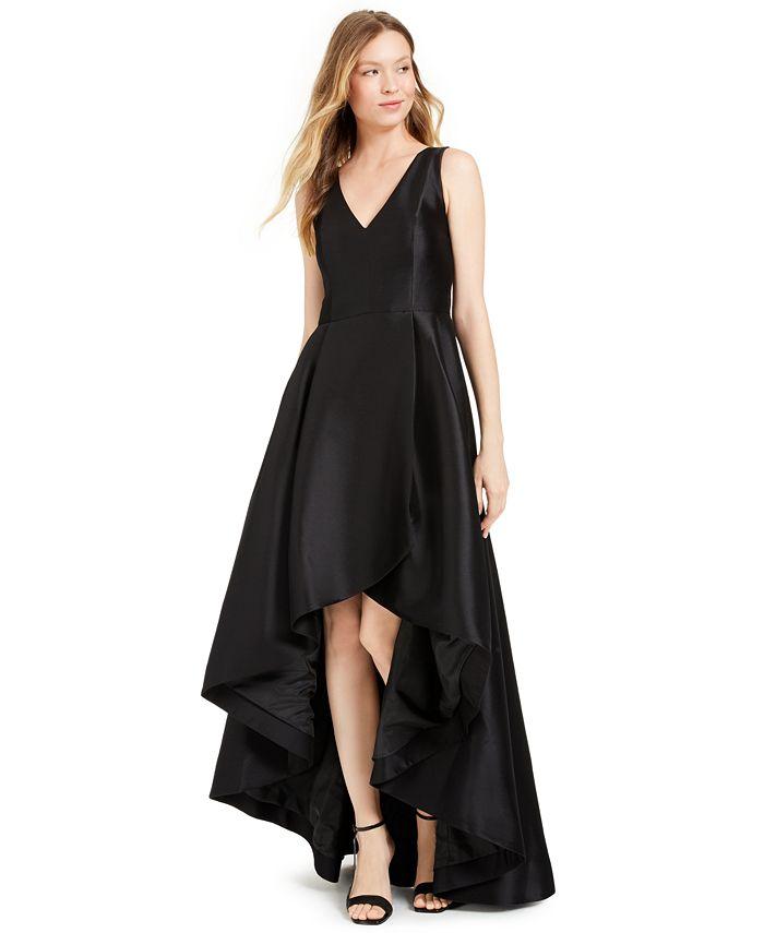 Calvin Klein - High-Low A-Line Gown