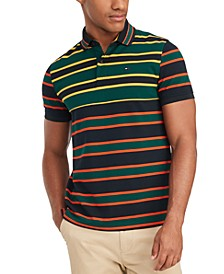 Men's Drexel Stripe Polo Shirt