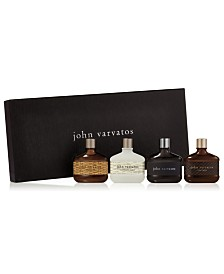 John Varvatos Men's 4-Pc. Variety Eau de Toilette Gift Set