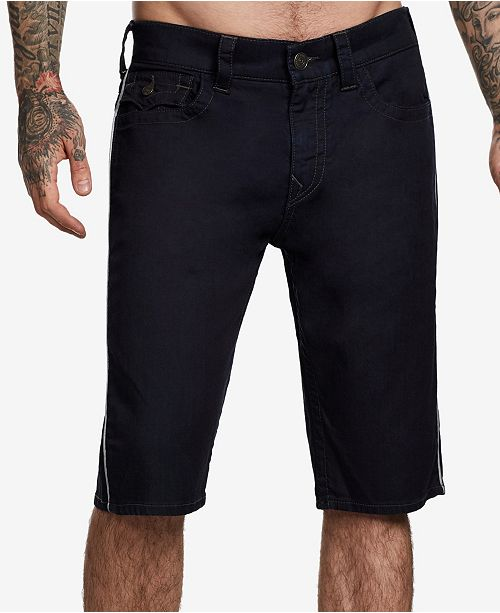 True Religion Men's Ricky Flap Shorts