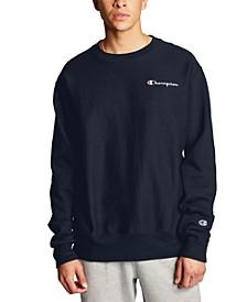 Men's C-Life Reverse Weave Logo Sweatshirt