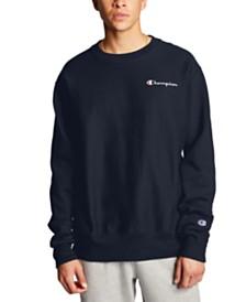 Champion Men's Reverse Weave Logo Sweatshirt