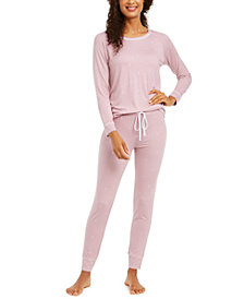 Alfani Printed Pajamas Set, Created for Macy's