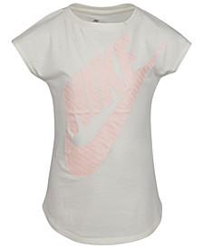 Toddler Girls Logo-Print T-Shirt