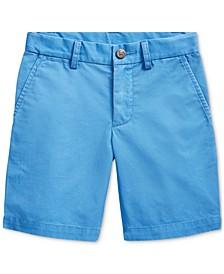 Toddler Boys Flat Front Shorts