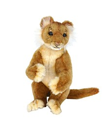 "11"" Lion Cub Plush Toy"