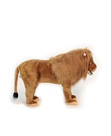 Hansa Lion Seat Plush Toy