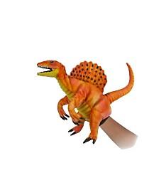 """Hansa 16"""" Spinosaurus Puppet Plush Toy"""