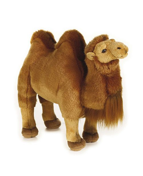Venturelli Lelly National Geographic Bactrian Camel Plush Toy