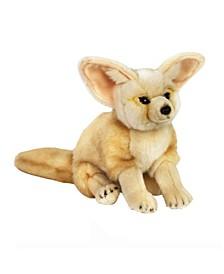 Lelly National Geographic Fennec Fox Plush Toy