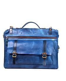 Stone Cove Leather Briefcase