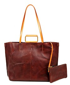 Old Trend High Hill Tote Bag