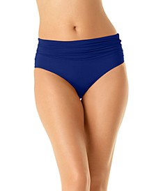 High-Waist Bikini Bottoms