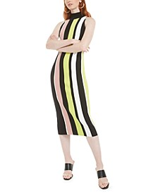 Striped Sweater Dress, Created for Macy's