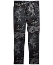 Men's Big & Tall Stretch Camo Classic Fit Chino