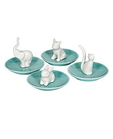 Mele Co. Windham Animal Jewelry Trinket Dish