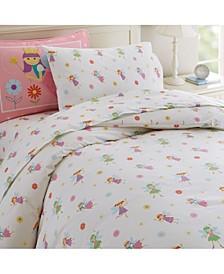 Fairy Princess Full Duvet Cover