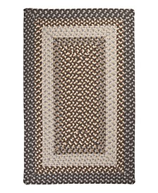 Tiburon Misted Gray 2' x 4' Accent Rug