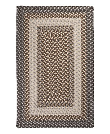 Colonial Mills Tiburon Misted Gray 2' x 4' Accent Rug