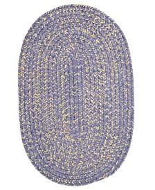 Colonial Mills West Bay Amethyst Tweed 2' x 4' Accent Rug
