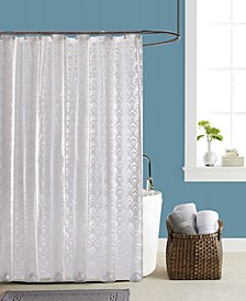 "Peacock 70"" x 72"" Shower Curtain"