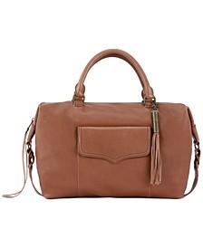 Sierra Leather Satchel