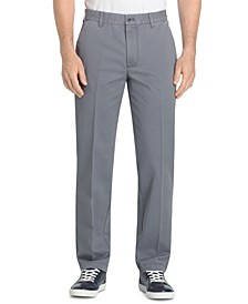 Men's Straight-Fit Performance Chino Pants