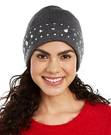 Dome-Stud Cuff Hat