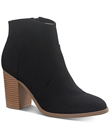 American Rag Adrien Booties, Created for Macy's